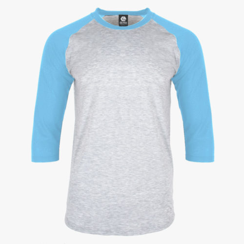 Light Blue and Grey shirt