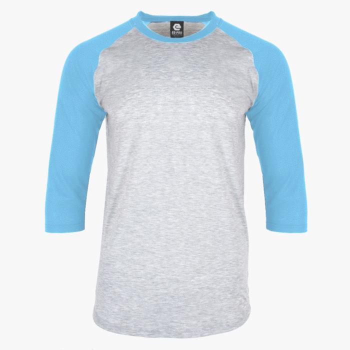 Light Blue and Grey shirt