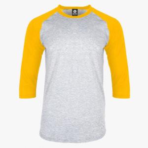 Yellow and Grey Shirt