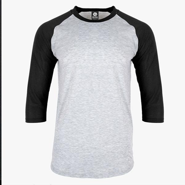 Black and Grey Shirt