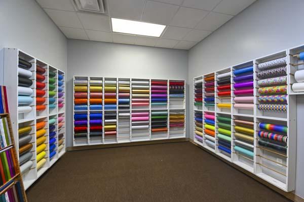 Fabrics Room