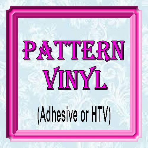 Pattern Vinyl